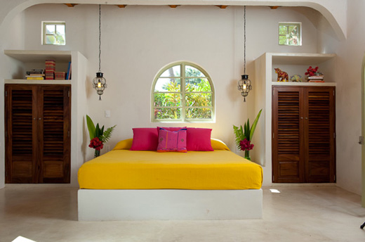 yellow-bedroom-decor