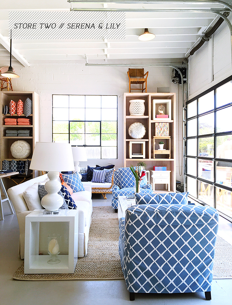 Six of the best hamptons home decor stores bright bazaar for Home interior decor stores